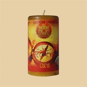 Колесо Судьбы свеча Rw - фото 10022
