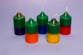 Родовые и личные аномалии набор свечей Диагностика - фото 10057