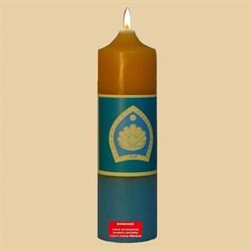 Вселенская трансформация  свеча Будды - фото 10070