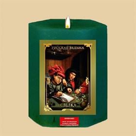 Сделка  травяная свеча - фото 10157