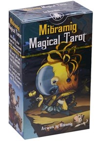Мибрамиг волшебное таро (Mibramig Magical Tarot) - фото 10307