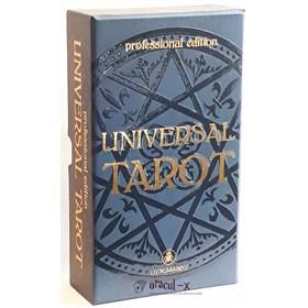 Таро Универсальное. Профессиональное. / De Angelis Universal Tarot Professional Edition - фото 10329
