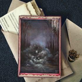 Чистильщик ритуал в конверте - фото 10504