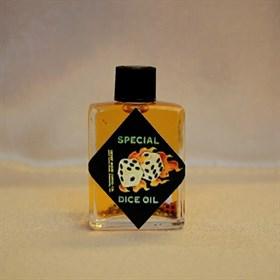 Масло для игры в кости (Special dice oil) - фото 11021