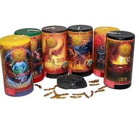 Защита и безопасность набор из 6 свечей RW - фото 11026