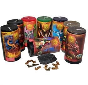Устранение влияния магии набор из 8 свечей RW - фото 11037