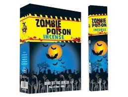 Zombie Poison (Яд зомби) благовония Ppure - фото 11306