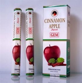 Cinnamon Apple / Корица Яблоко благовоние Ppure 6-гранки - фото 12381