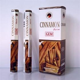 Cinnamon / Корица благовоние Ppure 6-гранки - фото 12382