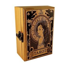Шкатулка 78 card TAROT - фото 12638