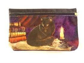 "Сумочка для Таро ""Ведьмин кот"" - фото 12650"