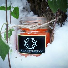 Желание Ведьмы свеча-талисман - фото 14149