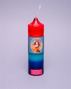 ДЕВА Астральная (зодиакальная) свеча - фото 4445