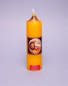ЛЕВ Астральная (зодиакальная) свеча - фото 4447
