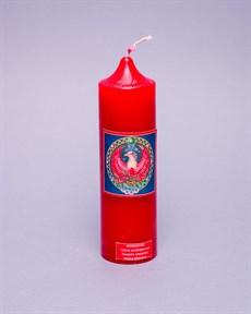 СКОРПИОН Астральная (зодиакальная) свеча - фото 4451