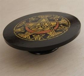 Алтарный столик ПЕНТАГРАММА малый - фото 4920