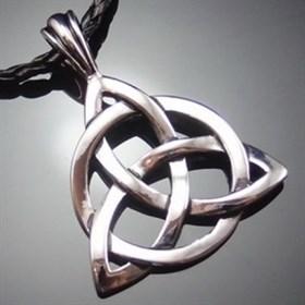Кельтский узел Трикветр - фото 5310