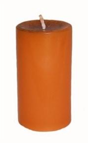 Свеча Обрядово-алтарная - Оранжевая - фото 5414