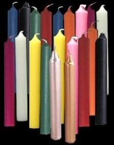 Цветные свечи для Магических печатей - фото 5648