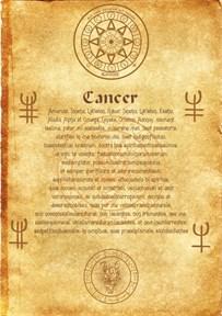 Свиток Ангела Зодиака Рак - фото 5659