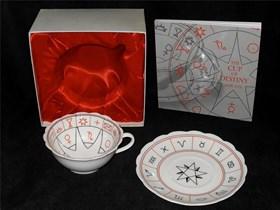 """""""Чашка Судьбы"""" – Чашка для профессионального предсказания на кофейной гуще и чайных листьях - фото 5733"""