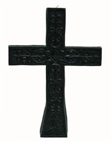 "Алтарная свеча ""Крест"" (4 цвета) - фото 6268"