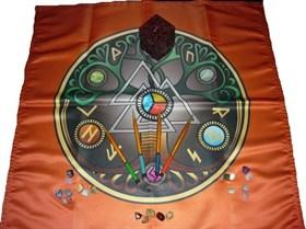 Древо Жизни магическая скатерть - фото 6477