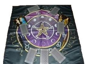Мистический зодиак магическая скатерть - фото 6479