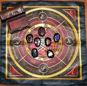 Ведьмины камни с Алтарем Богини - Викканская магия - фото 6482