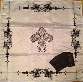 Готика скатерть для таро - фото 6506