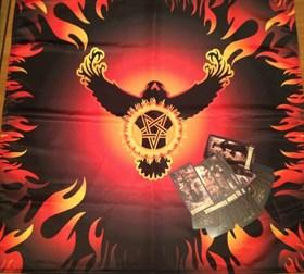 Темных ангелов  скатерть для таро - фото 6508