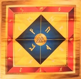 Скатерть-таблица РУНИЧЕСКАЯ - фото 6514