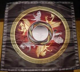 """Скатерть """"Щит Зевса - Щит Афины"""" - фото 6560"""