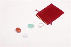 Набор камней Сахасрара - фото 6919