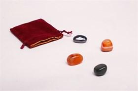 Набор камней Муладхара - фото 6925