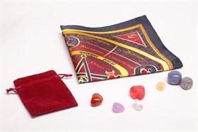 Набор камней + скатерть Викка - фото 6927