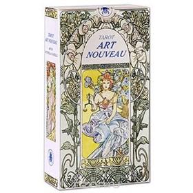 Таро Галерея (Art Nouveau Tarot) - фото 7058