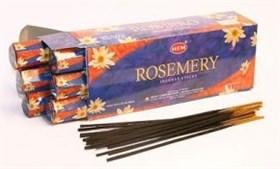 Rosemery (№142)/ Розмарин благовоние Hem 6-гранки - фото 7512
