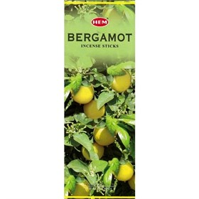 Bergamot (№18)/ Бергамот благовоние Hem 6-гранки - фото 7526