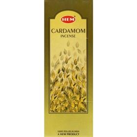 Cardamon (№26) / Кардамон благовоние Hem 6-гранки - фото 7531