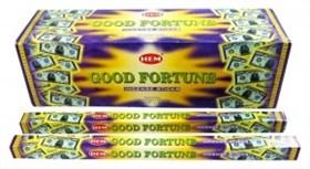 Good Fortune (№78) / Пожелание Фортуны благовоние Hem 6-гранки - фото 7578