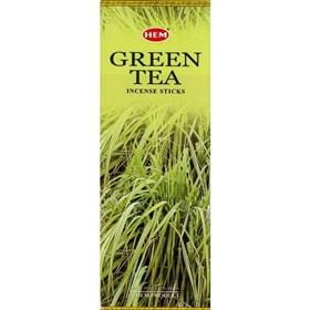 GreenTea (№85) / Зеленый  чай благовоние Hem 6-гранки - фото 7583