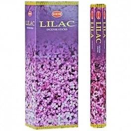 Lilac (№100) / Сирень благовоние Hem 6-гранки - фото 7599