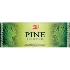 Pine (№126)/ Сосна благовоние Hem 6-гранки - фото 7627