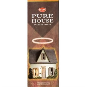 Pure House (№134) / Чистый дом благовоние Hem 6-гранки - фото 7634