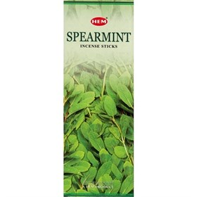 Spearmint (№159) / Мята благовоние Hem 6-гранки - фото 7662