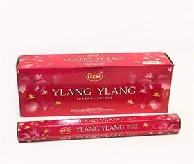 Ylang Ylang (№179)/ Иланг - Иланг благовоние Hem 6-гранки - фото 7681