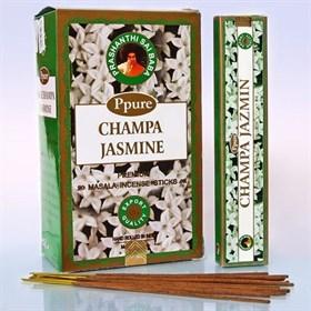 Jasmine (Жасмин) благовоние Ppure - фото 7720