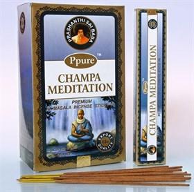 Meditation (Медитация) благовоние Ppure - фото 7725