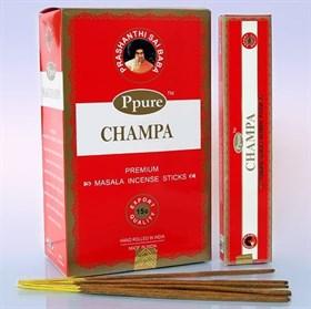 Red Champa (Красная Чампа) благовоние Ppure - фото 7730